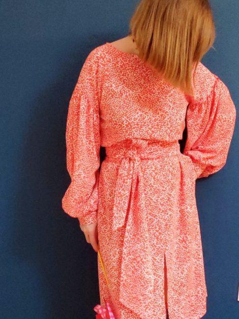 Sukienka kropeczki