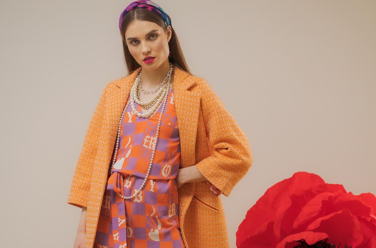 Psychologia koloru – pomarańczowy